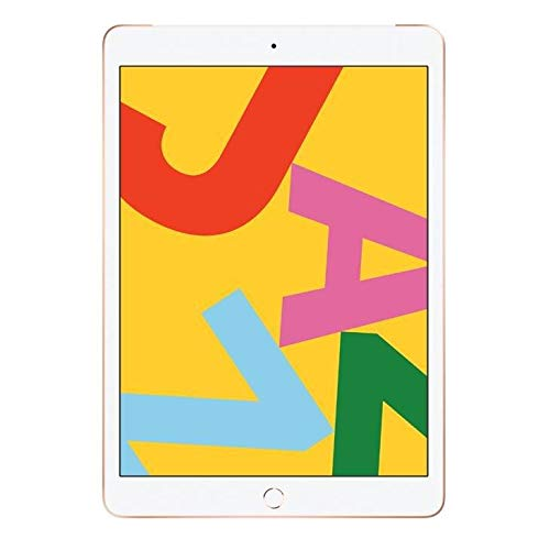 Ipad 7 Apple, Tela Retina 10.2, 32gb, Dourado, Wi-fi + Cellular- Pn009bz/a