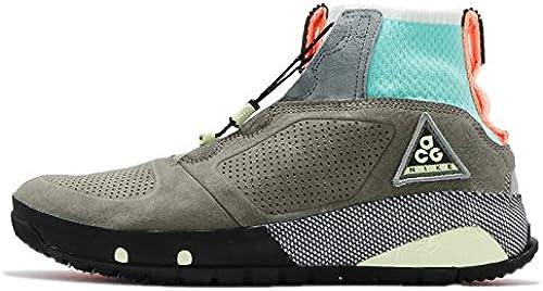 Nike Men& 039;s ACG Ruckel Ridge, Multi-Farbe Clay Grün-schwarz-Barely Volt, 11 M US