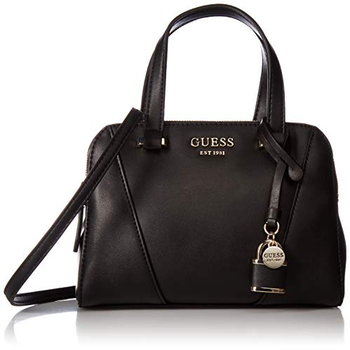 GUESS Shawna Small Cali Satchel, black
