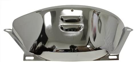 CFR Performance Chevy/GM Turbo TH-350/TH-400 Chrome Steel Flywheel/Flexplate Cover