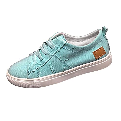 BAOFUBA Schuhe Damen Lace-Up Trainers...