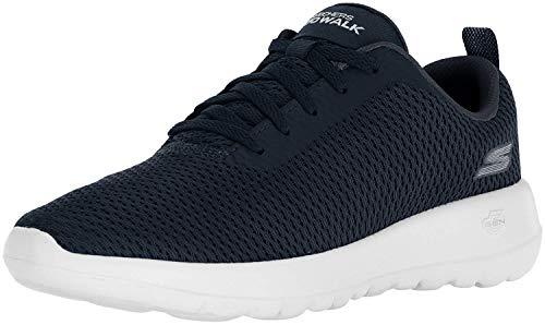 Skechers Women's Go Joy 15601 Walking Shoe,navy/white,6.5 M US