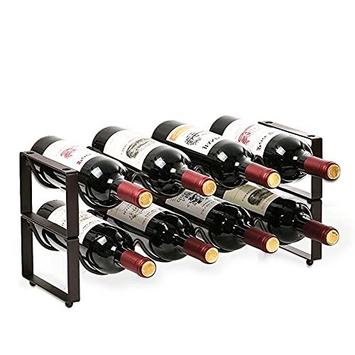 wijnrek ikea metaal