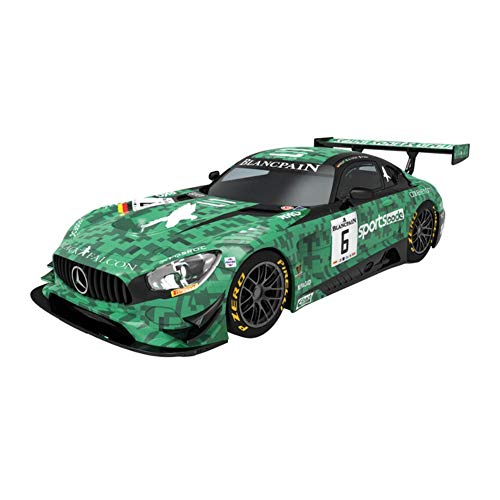 Scalextric Advnce Coche Mercedes AMG GT3 Sports Code Escala 1/32, Multicolor (E10284S300)