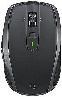 Logitech 910-005156 MX Anywhere 2S Wireless Mouse, Graphite Black