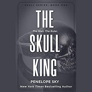 The Skull King                   By:                                                                                                                                 Penelope Sky                               Narrated by:                                                                                                                                 Michael Ferraiuolo,                                                                                        Natalie Eaton                      Length: 6 hrs and 26 mins     38 ratings     Overall 4.6