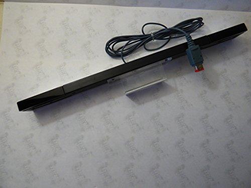 Nintendo Wii Sensor Bar filaire de remplacement avec support du capteur gratuit pour Nintendo Wii