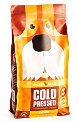 A COMPLETE NUTRITION COLD PRESSED DOG FOOD: high in meat content with 'superfood' vegetables & botanicals. Our cold pressed method keeps natural enzymes and vitamins locked in as well as retaining fibre and molecular structures, and most important, d...