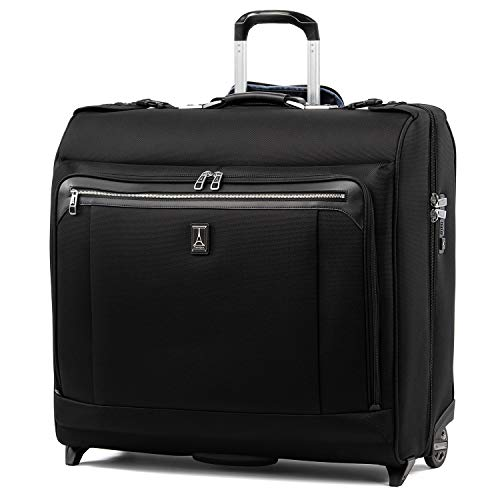 Travelpro Platinum Elite-50-Inch Rolling Garment Bag, Shadow Black