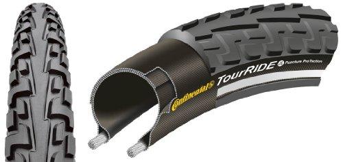 Continental Trekking und City- Reifen TourRide Reflex, black reflex, 37-622, 122292