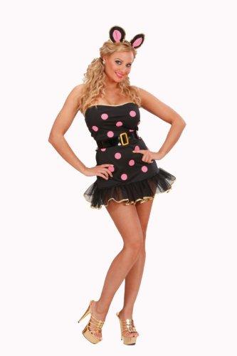 Costume Sexy Topina Topolina - Donna Adulta - Taglia M