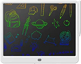 LCD Writing Tablet 15 Inches Colorful Screen Drawing Pad, Doodle Board Electronic Digital Drawing Tablet for Adults and Kids Ages 3+