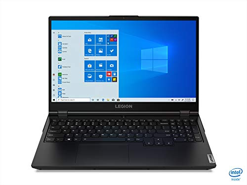 Lenovo Legion 5 15.6 Inch FHD Gaming Laptop (Intel Core i5, 8 GB RAM, 256 GB SSD, NVIDIA GeForce RTX 2060, Windows 10 Home) – Phantom Black