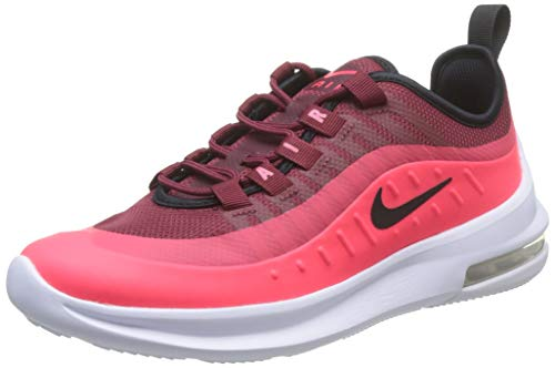 Nike Jungen AIR MAX AXIS (GS) Laufschuhe, Rot (Team Red/Black/Red Orbit/White 602), 38.5 EU