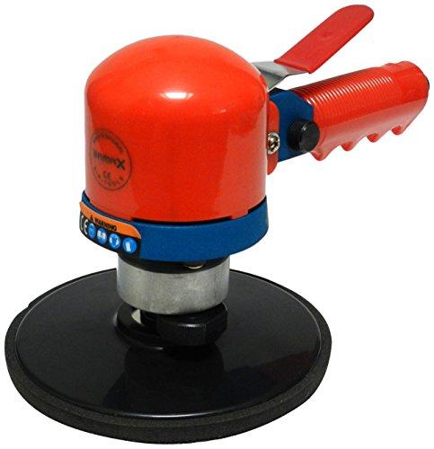 bamax at0065lijadora neumática rotorbitale semiprofessionale, Naranja