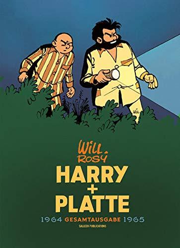 Harry und Platte Gesamtausgabe Band 4: 1964 - 1965 (Harry und Platte, neue Gesamtausgabe)