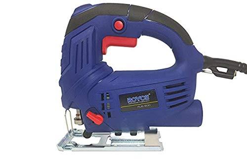 Sierra alternativa 900 W hoja corte 80 mm eléctrico hierro guía láser...