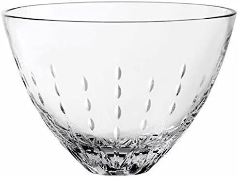 Monique Be High order super welcome Lhuillier by Royal Doulton Modern Bowl Crystal Love 10