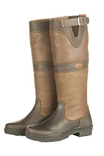 HKM Fashion Stiefel -Scotland Winter-, braun, 38