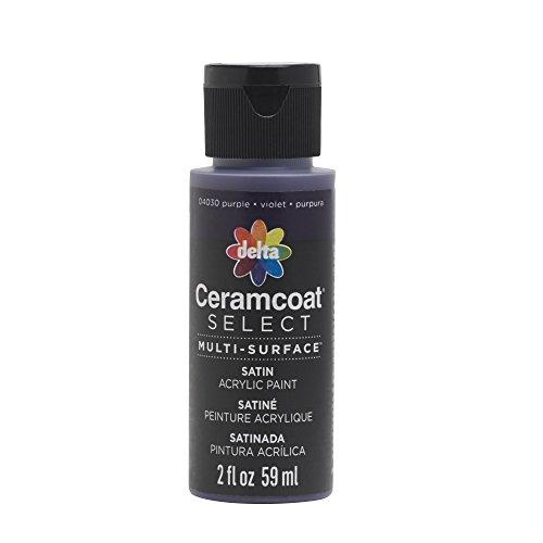 Plaid : Delta Ceramcoat Select Peinture Multi-Surfaces Violet 15 ML