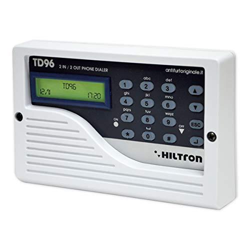 Hiltron TD96 Combinatore Telefonico PSTN con messaggi vocali