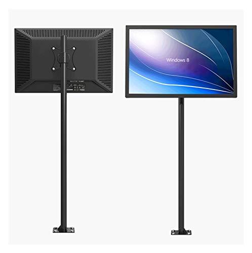 Soporte para TV Tipo de Piso Pantalla de Cristal Líquido Soporte para Microproyector Altura 100cm 150cm (Color : Height for 100cm)