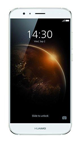Huawei G8 Smartphone (5,5 Zoll (13,97 cm) Touch-Bildschirm, 32 GB interner Speicher, Android 5.1) Weiß