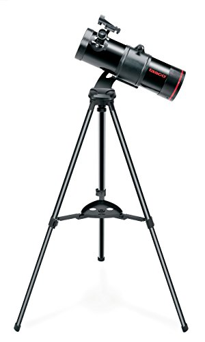 Tasco Spacestation 114 x 500 mm reflector ST met variabele LED Red Dot zoeker telescoop
