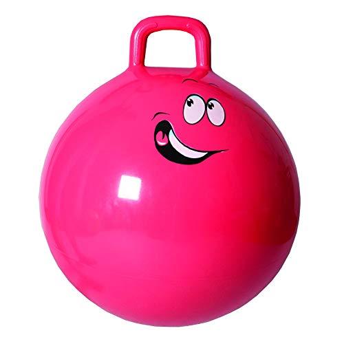 GERARDO'S 's Toys GT69910 - Pallone da 45 cm di diametro, per bambini da 3 anni, per interni ed esterni, colore: Rosso