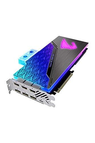 Scheda grafica Gigabyte AORUS GeForce Rtx 2080 Super Waterforce Wb 8G, 8192 MB, GV-N208-SAORUS WB-8GC