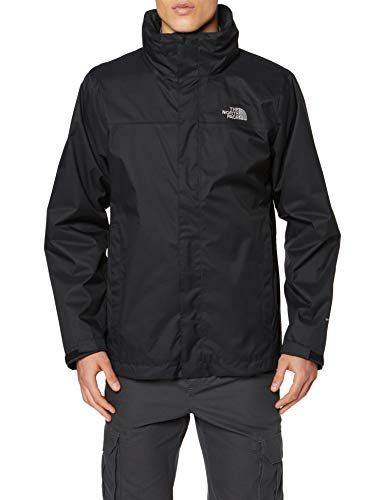 The North Face Evolve II Triclimate, Giacca Impermeabile Uomo, Nero (TNF Black), M