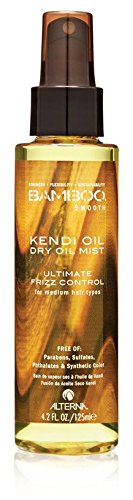Bamboo Smooth Kendi Oil Dry Oil Mist, 4.2-Ounce