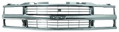 IPCW CWG-GR0307K0C Chevrolet Pickup Chrome Composite Grille