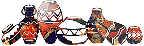 Thirstystone Southwest Pots Wall Art, Multi
