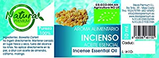 Natura Premium Aceite Esencial Incienso Bio 10 Ml 10 ml