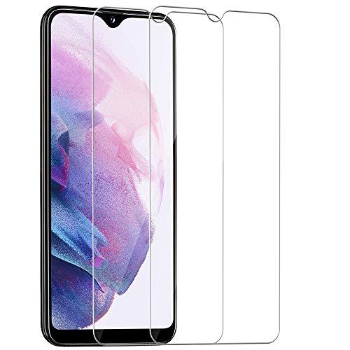 MC WHLZD Schutzfolie für Samsung Galaxy A20s Panzerglasfolie Kompatibel mit Samsung A20s, 6,5 Zoll,...