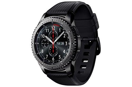 (CERTIFIED REFURBISHED) SAMSUNG Gear S3 Frontier Smartwatch (Space Grey)