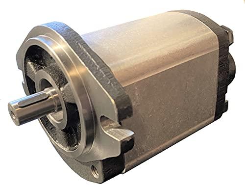 Hydraulic Gear Pump 28cc/rev (1.709in3/rev) 4-18gpm 32.2HP 3000psi SAE A Flange CW (5/8' keyed Shaft, Rear Ports)