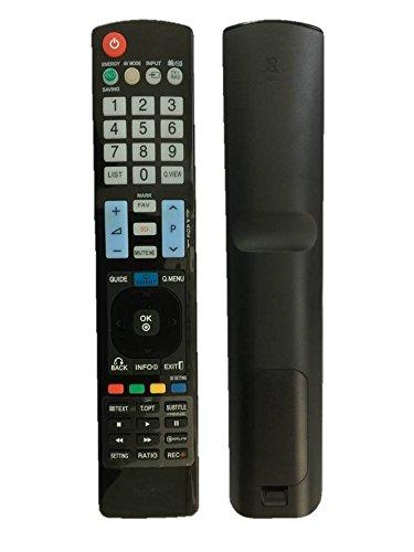 CLOB Universal TV remote control for LG TV model: 47G2 55G2 60LN6150