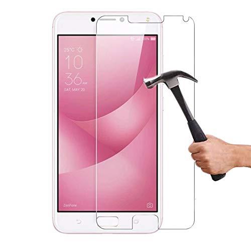 Lapinette Cine de Vidrio Templado Protección a Prueba de Choques para ASUS Zenfone Selfie ZD551KL