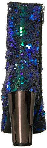 Jessica Simpson Women's Elara Fashion Boot, Mermaid Sequins, 5.5 Medium US