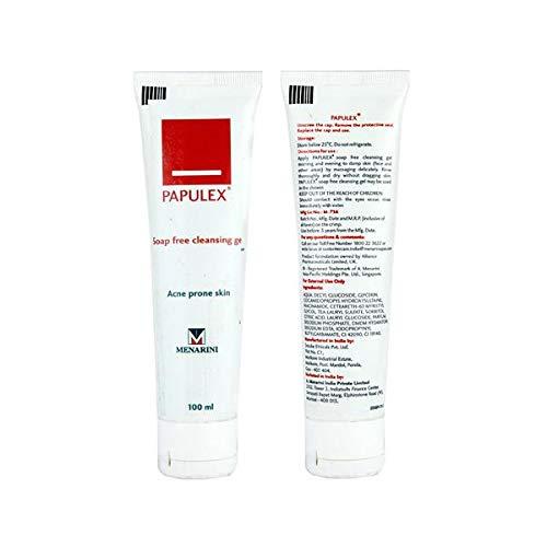 Apeiro MENARINI PAPULEX Soap free cleansing gel 100 ml