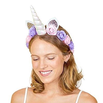 unicorn headband adult