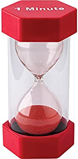 Teacher Created Resources 1 Minute Sand Timer - Large (20657)