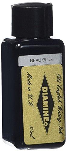 DIAMINE Botella de tinta clásica para pluma estilográfica, 30 ml, color Beau...