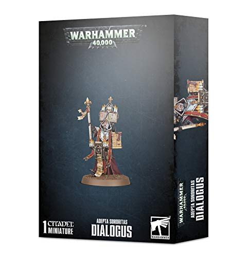 Games Workshop Warhammer 40,000: Adepta Sororitas Dialogus