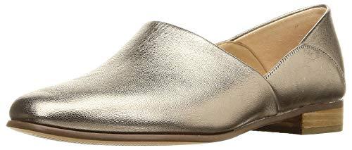 Clarks Damen Pure Tone Slipper, Grau (Stone Stone), 37 EU
