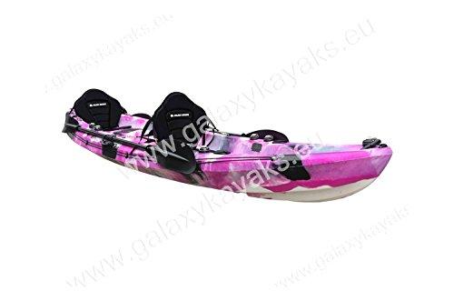 Kayak de Paseo Cruz Tandem Galaxy