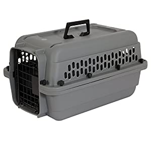 Aspen Pet Traditional Kennel, 20″, for Dogs Up to 10 Lbs.