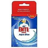 WC Ente Aqua Blue 4in1 Nachfüller WC-Stein für Frische und Sauberkeit bis zu 3 Wochen,...